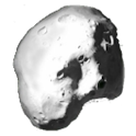 asteroid vs planets logo