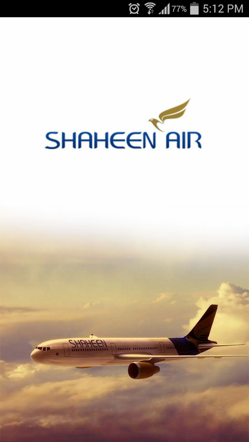 Shaheen Air- screenshot