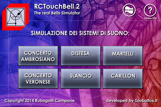 RCTouchBell 2