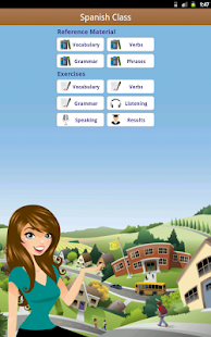Spanish Class - screenshot thumbnail