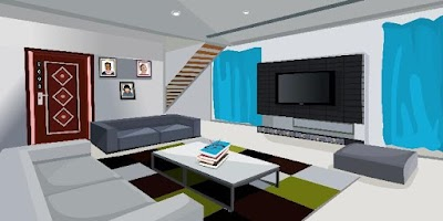 Screenshot of EscapeGame N33 - Luxury House