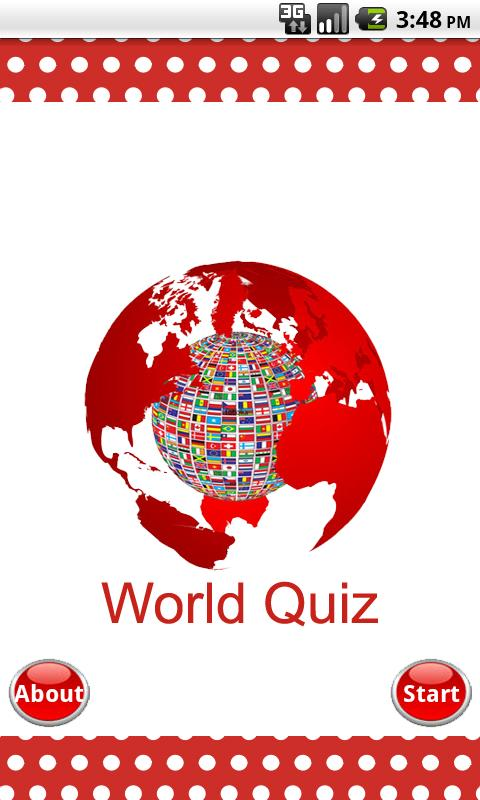 ReadnTick World Quiz- screenshot