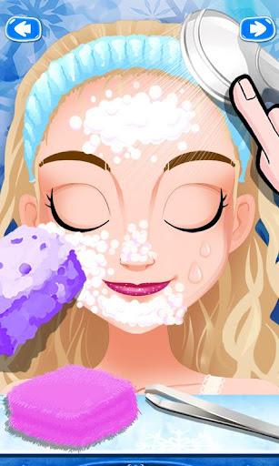 Frozen Queen: Beauty SPA Salon
