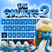The Smurfs 2 Keyboard