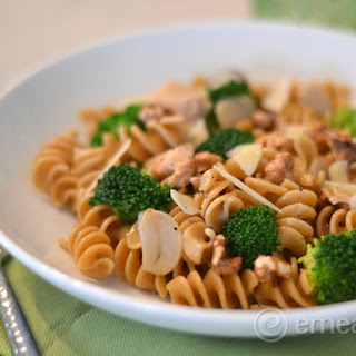 Chicken and Broccoli Pasta Toss
