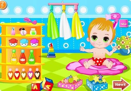 Happy-Baby-Bathing-Games 2