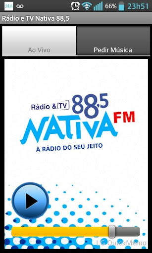 Rádio e TV Nativa 88 5