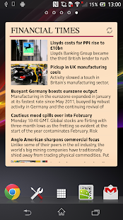 Financial Times - screenshot thumbnail