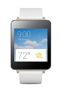 LG G Watch (White Gold) - screenshot thumbnail