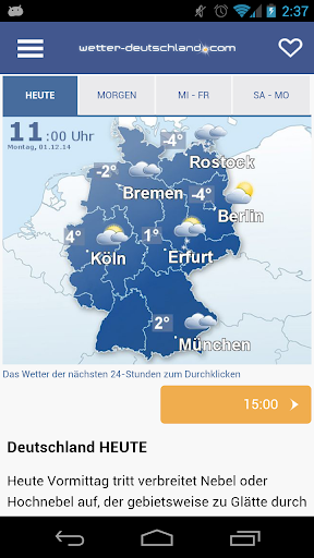 Wetter-DE