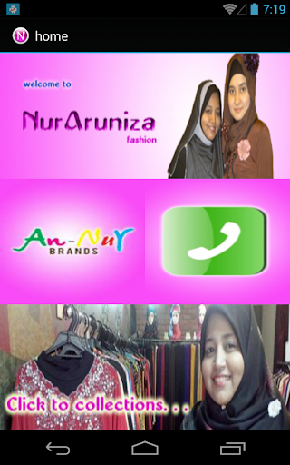 NUR ARUNIZA FASHION