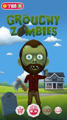 Grouchy Zombies - screenshot