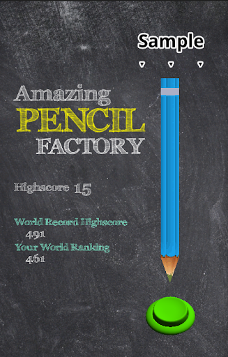 Amazing Pencil Factory