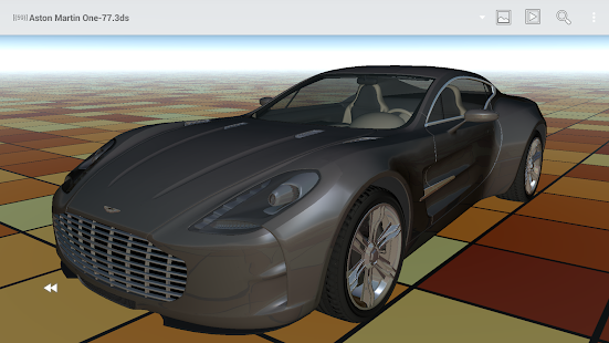 Buf3D 3d and lego model viewer - screenshot thumbnail