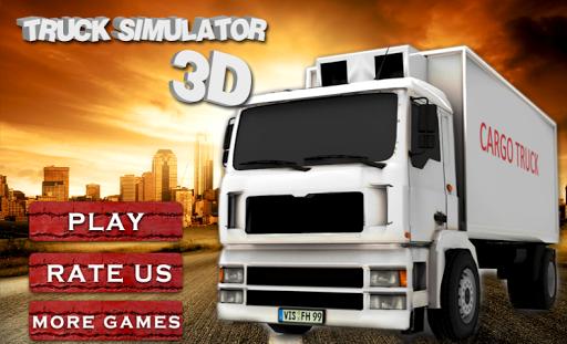 卡車模擬器3D