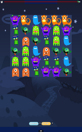 Matching Monsters Game Free