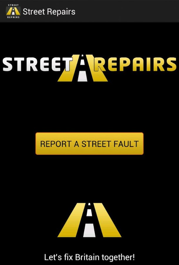 Street Repairs- screenshot