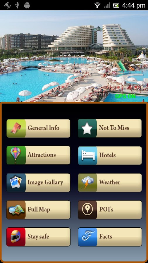Antalya Offline Map Guide- screenshot