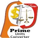 Prime Unit Converter icon