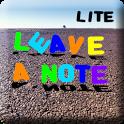 Leave A Note (Lite) icon