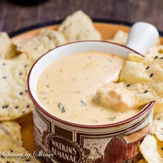 Hot Cheese Dip.