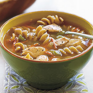 Chicken Pasta Soup
