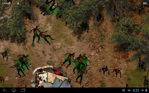 玩個人化App|Zombie Horde Live Wallpaper免費|APP試玩