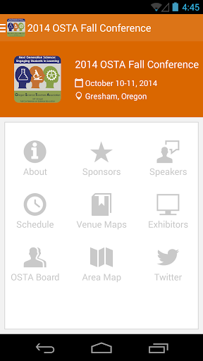 2014 OSTA Fall Conference