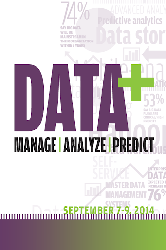 Data+:Manage Analyze Predict