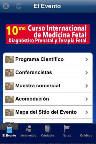 eMedicinaFetal - screenshot
