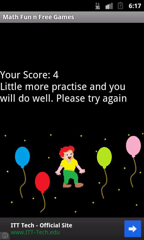 Math Fun n Free Games - screenshot