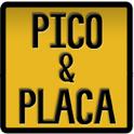 Pico y placa icon