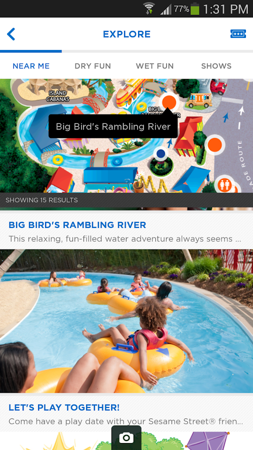 Sesame Place Discovery Guide- screenshot