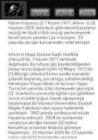 Screenshot of Kazım Koyuncu
