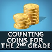 Counting Coins for 2nd Grade