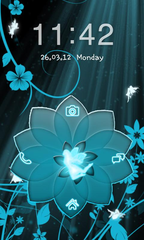 Go Locker Fairy Blue- screenshot