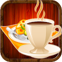 Coffee Puzzle Match Game Free icon
