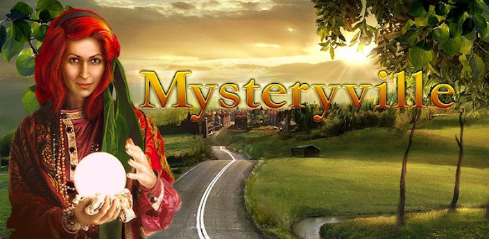 Mysteryville:detective story