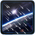 Meteor Shower Live Wallpaper icon