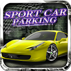 Estacionamento 3D Sport Car 2 icon