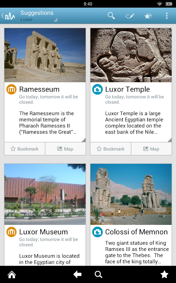Egypt Travel Guide- screenshot