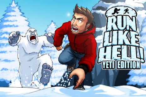 Run Like Hell! YETI EDITION - screenshot thumbnail