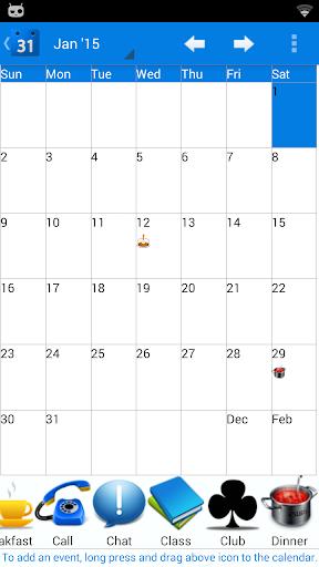 Calendar 2015 Japan