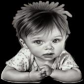 Детский фотоальбом Наш малыш!