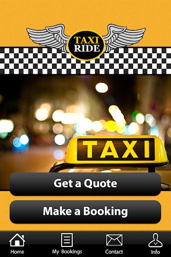 Taxi Ride Cab
