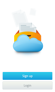 COMODO Cloud- screenshot thumbnail