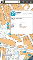 Screenshot of Basel Stadtplan
