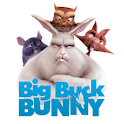 Big Buck Bunny Movie App logo