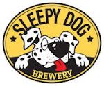 Logo for Sleepy Dog Saloon and Brewery