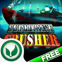 Submarine Crusher Free icon
